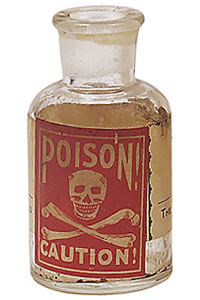 PoisonBottle